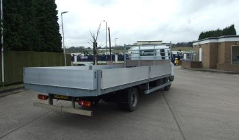 MITSUBUSHI FUSO 20 FT DROPSIDE 2008 full