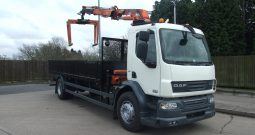 DAF 55 220 ATLAS 105.2, ONLY 154769 KMS
