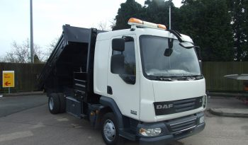 CHOICE OF 2007 57 REG DAF 7.5 TON TIPPERS full
