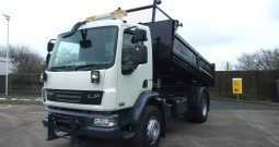 3 WAY 18 TONNE TIPPING BODY