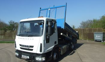 IVECO EURO 6 2015 TIPPER full
