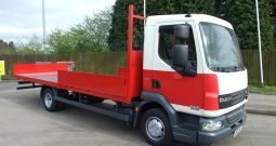 CHOICE OF 5 EX NHS DAF SCAFFOLD