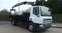 DAF 65 220 HIAB 122 123314 KMS ONLY