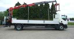 DAF 55 220 2012, 195649 KMS ONLY WITH HMF