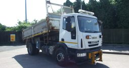 IVECO 18 TONNE TIPPER CHOICE OF 2
