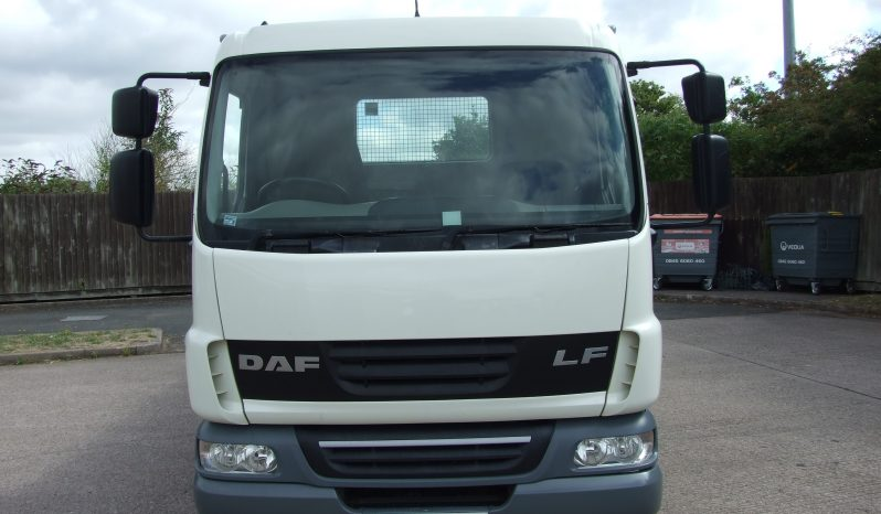 DAF 45  DROPSIDE 2012 full