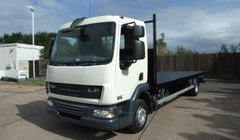 CHOICE OF 4 12 TONNES FLAT BED full