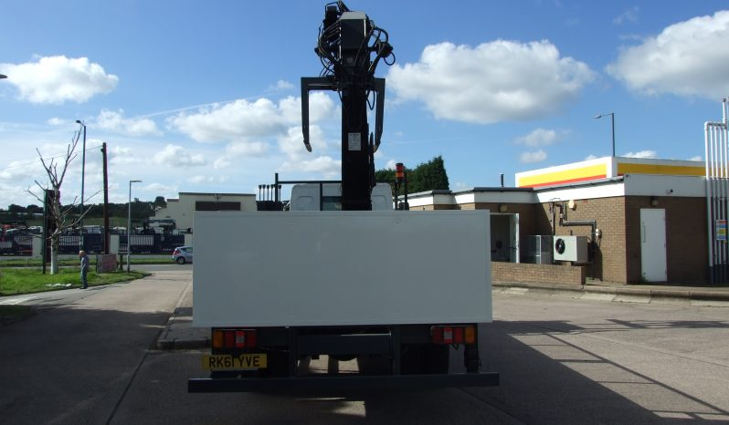 2011 DAF 55 220, ATLAS 105.2 2 EXTENSIONS STAND UP CONTROLS full