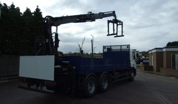 DAF 75 310 WITH ATLAS 135.2 CRANE full