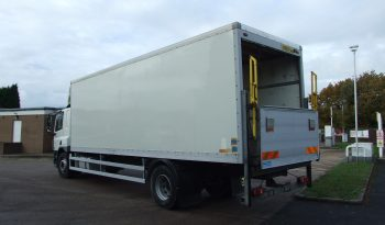 DAF 65 220 26FT BOX VAN full