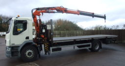 DAF 55 220 ATLAS 135.2 STAND UP CONTROLS
