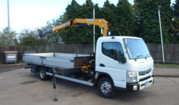 MITSUBUSHI CANTER 2014 EFFER 65 CRANE full