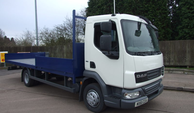 DAF 45 180 12 TONNE SCAFFOLD , EURO 5 full
