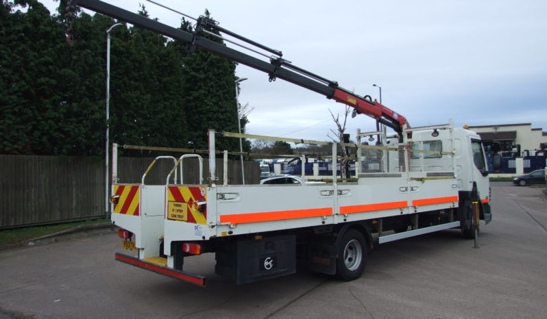 EX EON OWNED, ONLY 47,345 KMS RECORDED WITH HMF 535 CRANE full