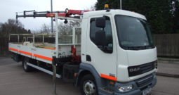 EX EON OWNED, ONLY 47,345 KMS RECORDED WITH HMF 535 CRANE