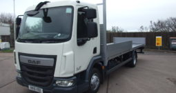NEW SHAPE 2015 DAF ONLY 99,467 KMS