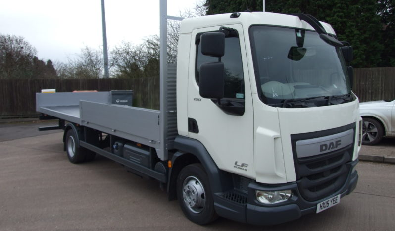 NEW SHAPE 2015 DAF ONLY 99,467 KMS full