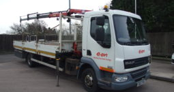 EX EON OWNED 92,926 KMS ONLY HMF 535 3 EXTENSIONS