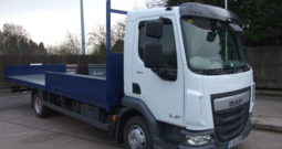DAF 2014 64 REG, ONLY 134,998 KMS RECORDED EURO 6