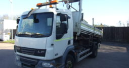 DAF 45 160 3 WAY TIPPER, 168 451 KMS RECORDED