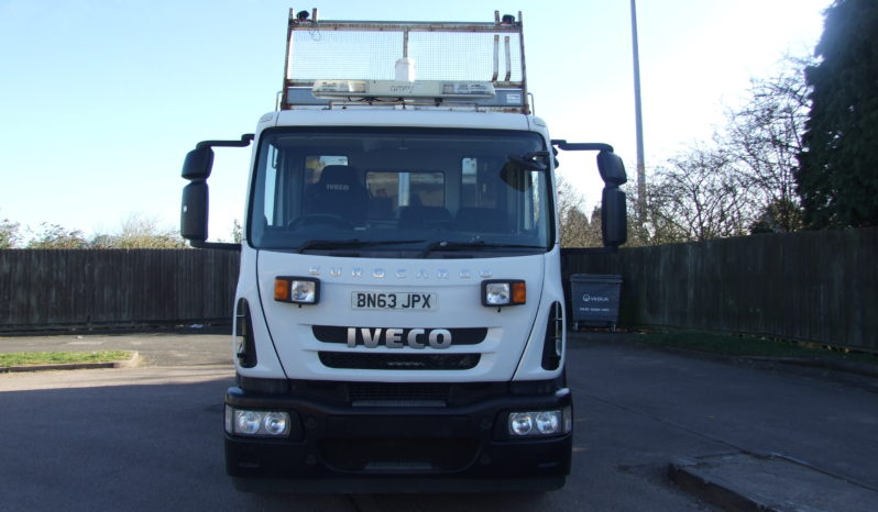 2013, 18 TONNE IVECO 180E25 TIPPER, 74 252 KMS full
