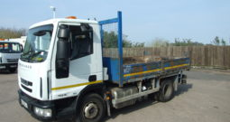 IVECO 2015 EURO 6 EX COUNCIL TIPPER