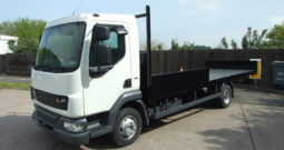 2013 63 REG DAF 45 SCAFFOLD