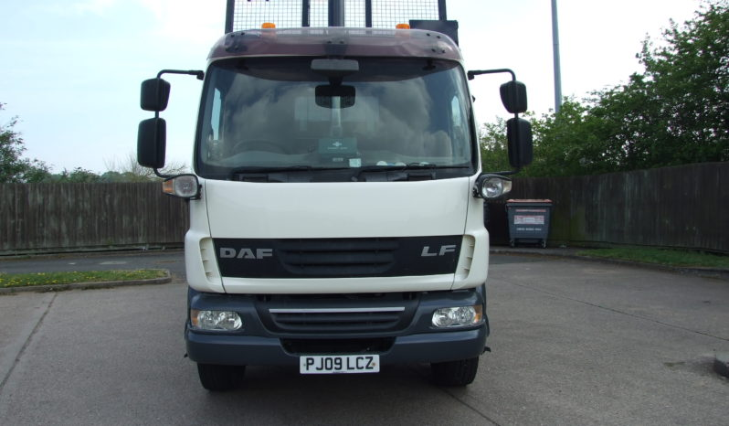 DAF 18 TONNE TIPPER, ONLY 151762 KMS RECORDED full