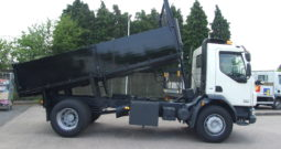 DAF 18 TONNE TIPPER, ONLY 151762 KMS RECORDED
