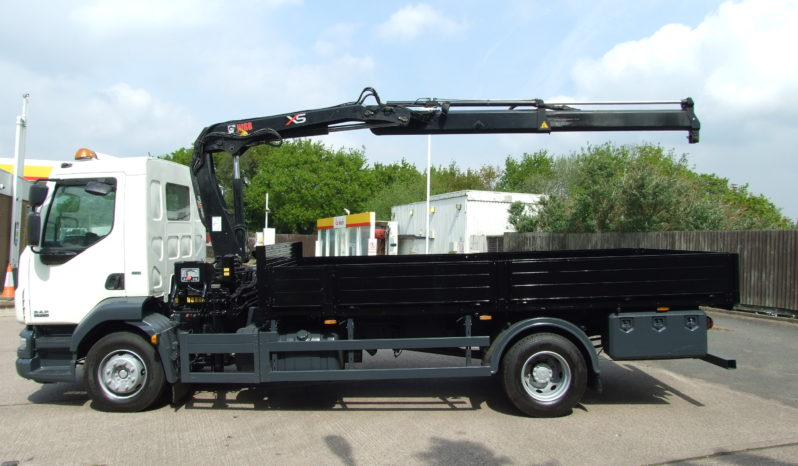 HIAB 088 FITTED ON DAF 55 220 full