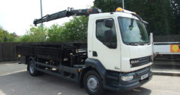 HIAB 088 FITTED ON DAF 55 220