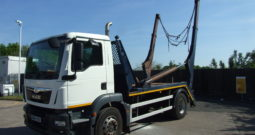 MAN 2014 TGM 18.25 HYRA SKIP EQUIPMENT