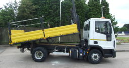 EURO 6 2014 IVECO TIPPER EX HIGHWAY MAINTENANCE