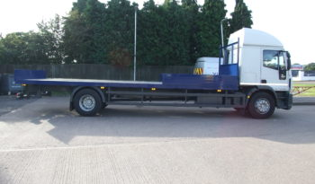 IVECO 180 E25 63 REG SLEEPER CAB SCAFFOLD full