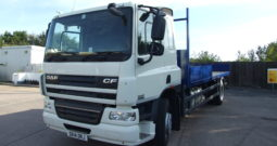 DAF 65 250 2014 22.3FT SCAFFOLD