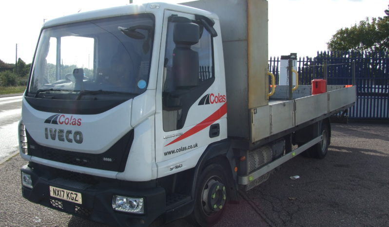 JUST ARRIVED 2017 EURO 6 IVECO 75 E160 full