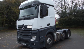 Mercedes 2545 ACTROS Tractor Unit full
