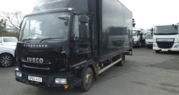 CHOICE OF IVECO 75E16 63 REG BOX VANS