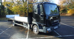 CHOICE OF 10 IVECO 75E16 63 REG SCAFFOLDS