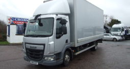 EURO 6 DAF 2015 BOX VANS JUST ARRIVED
